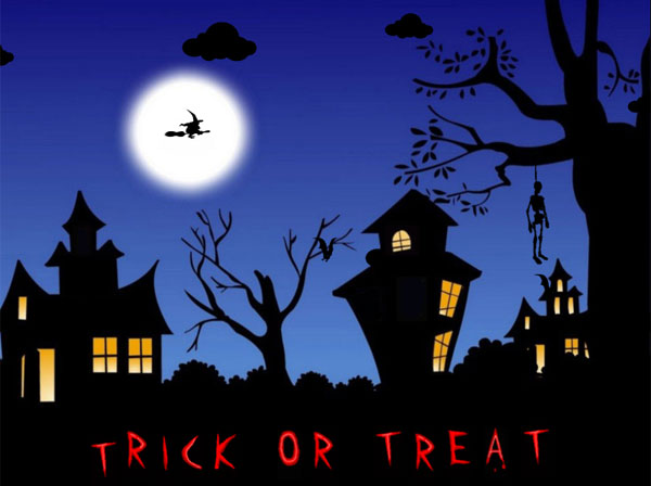 Halloween Animated Wallpaper for Win7 1.1.0 full