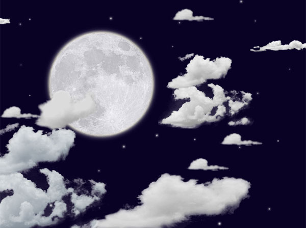 Click to view Moon Light Animation Wallpaper 1.0.0 screenshot