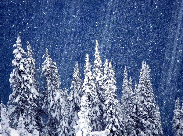Snow Animated Wallpaper for Windows 7 1.0.0