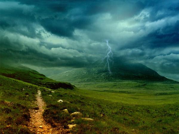 Storm Animated Wallpaper screenshot
