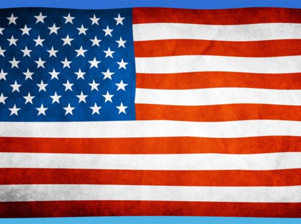 Screenshot of USA Flag Animated Wallpaper